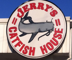 Jerrys Catfish - Proud Sponsor of the Mississippi Corvette Club